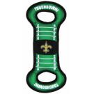 New Orleans Saints Field Tug Toy | PrestigeProductsEast.com