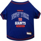 New York Giants Pet Shirt | PrestigeProductsEast.com
