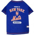 New York Mets Baseball Pet Shirt | PrestigeProductsEast.com