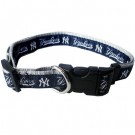 New York Yankees Dog Collar and Leash | PrestigeProductsEast.com