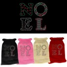 Noel Rhinestone Knit Pet Sweater | PrestigeProductsEast.com