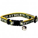 Oakland A's Cat Collar | PrestigeProductsEast.com