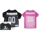Oakland Raiders Pet Jersey | PrestigeProductsEast.com