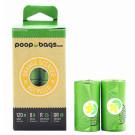 Poopbags Orange Scented PoopBags 8 Roll Pack | PrestigeProductsEast.com