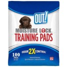 OUT! Moisture Lock Training Pads - 100 Pad Pack | PrestigeProductsEast.com