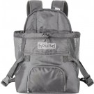 Outward Hound PoochPouch Front Dog Carrier, Grey | PrestigeProductsEast.com