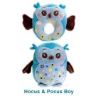Owl Boy Pet Toy Set | PrestigeProductsEast.com