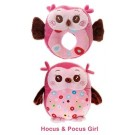 Owl Girl Pet Toy Set | PrestigeProductsEast.com
