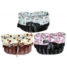 Party Dots Reversible Snuggle Bugs Pet Bed | PrestigeProductsEast.com