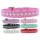 Sprinkles Dog Collar Pearl and Clear Crystals | PrestigeProductsEast.com