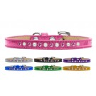 Pearl and Pink Crystal Puppy Ice Cream Collar | PrestigeProductsEast.com