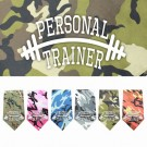 Personal Trainer Screen Print Bandana | PrestigeProductsEast.com