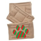 Peter Pads Pet Diapers - Christmas Paw 3 Pack | PrestigeProductsEast.com
