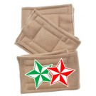 Peter Pads Pet Diapers - Double Holiday Stars 3 Pack | PrestigeProductsEast.com