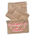 Peter Pads Pet Diapers - Holly N Jolly 3 Pack | PrestigeProductsEast.com