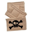Peter Pads Pet Diapers - Skull 3 Pack | PrestigeProductsEast.com