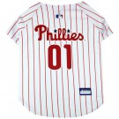 Philadelphia Phillies Baseball MLB Pet Jersey | PrestigeProductsEast.com