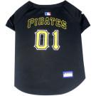Pittsburgh Pirates Baseball MLB Pet Jersey | PrestigeProductsEast.com