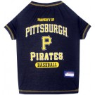 Pittsburgh Pirates Baseball Pet Shirt | PrestigeProductsEast.com