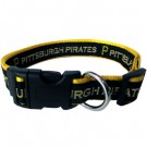 Pittsburgh Pirates Dog Collar and Leash | PrestigeProductsEast.com