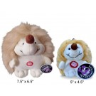 Plush Hedgehog with Cute Electronic Chattering Sounds Dog Toy | PrestigeProductsEast.com