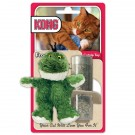 Kong® Refillable Catnip Toy - Frog