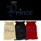 Prince Rhinestone Knit Pet Sweater | PrestigeProductsEast.com
