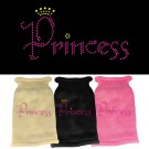 Princess Rhinestone Knit Pet Sweater | PrestigeProductsEast.com