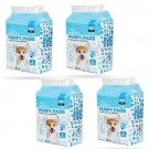 Puppy Pads Value Pack - Blue Hydrant | PrestigeProductsEast.com