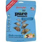 Grandma Lucy's Pureformance Starters Grain-Free/Freeze-Dried Fish Recipe Dog Treats | PrestigeProductsEast.com