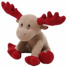 "Red Moose 9"" Corduroy Dog Toy 