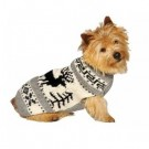Reindeer Shawl Dog Sweater | PrestigeProductsEast.com