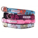 Retro Flower - Nylon Collars