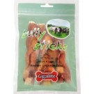 "6"" Braided Bully Sticks (3 ct Bag)"