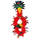 Goofy Bird Latex Toy 7""