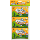 Flush Puppies 3-Pack Wallet Style (60 Bags) Case of 40 | PrestigeProductsEast.com