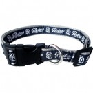 San Diego Padres Dog Collar and Leash | PrestigeProductsEast.com