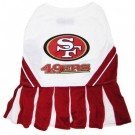 San Francisco 49ers - Cheerleader Dress | PrestigeProductsEast.com