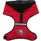 San Francisco 49ers Pet Harness | PrestigeProductsEast.com