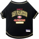 San Francisco 49ers Pet Shirt | PrestigeProductsEast.com