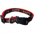 San Francisco Giants Dog Collar and Leash | PrestigeProductsEast.com