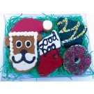 Santa Dog Gift Box | PrestigeProductsEast.com