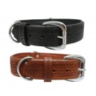 Santa Fe Leather Dog Collar | PrestigeProductsEast.com