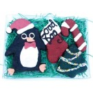 Santa Penguin Gift Box | PrestigeProductsEast.com