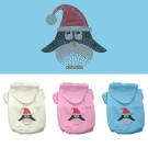 Santa Penguin Rhinestone Hoodies | PrestigeProductsEast.com