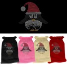 Santa Penguin Rhinestone Knit Pet Sweater | PrestigeProductsEast.com
