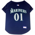 Seattle Mariners Baseball MLB Pet Jersey | PrestigeProductsEast.com
