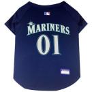 Seattle Mariners Baseball MLB Pet Jersey | PrestigeProductsEast.com