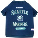 Seattle Mariners Baseball Pet Shirt | PrestigeProductsEast.com
