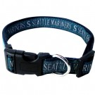 Seattle Mariners Dog Collar and Leash | PrestigeProductsEast.com